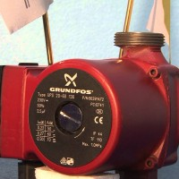 Особенности правильной установки Grundfos UPS 25-40  и 25-60, а также скважинных насосов
