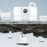 Канализационные установки для отвода стоков Grundfos Sololift2